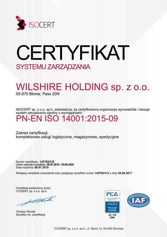 PN-EN ISO 14001